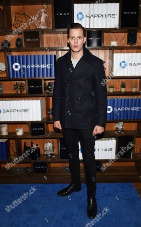 Editorial picture of Nine Days Premiere Party at Chase Sapphire on Main, Park City, USA - 27 Jan 2020