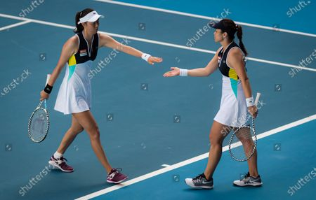 Editorial image of Australian Open Tennis, Day Ten, Melbourne Park, Australia - 29 Jan 2020