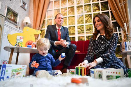 Editorial photo of International Toy Fair in Nuremberg, Germany - 28 Jan 2020
