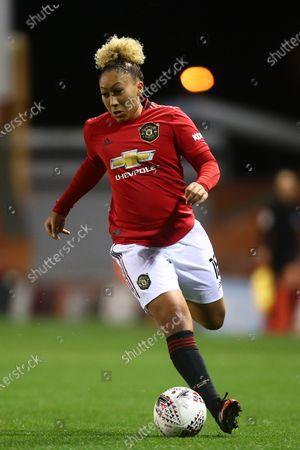 Lauren James of Manchester United