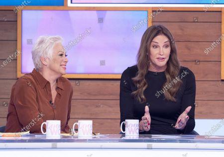 Denise Welch, Caitlyn Jenner