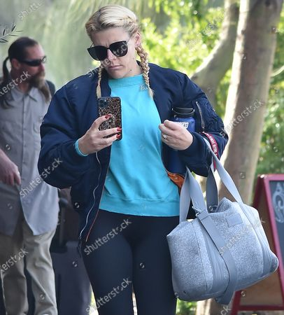 Stock Image of Busy Philipps
