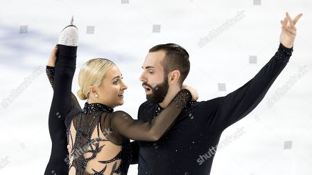 Editorial picture of US Figure Skating Championship, Greensboro, USA - 25 Jan 2020