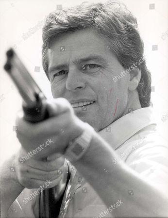 Grand Prix Driver Derek Warwick.