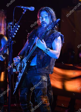 Stock Picture of Robb Flynn - Machine Head