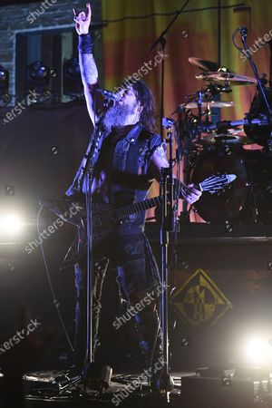Stock Photo of Robb Flynn - Machine Head