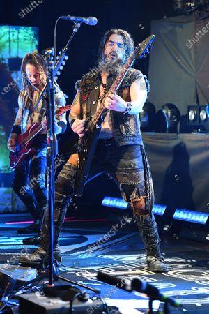 Waclaw Kieltyka and Robb Flynn - Machine Head