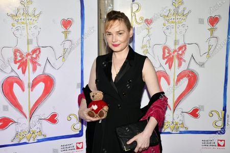 Editorial photo of Soiree Du Coeur Concert hosted By Mecenat Chirurgie Cardiaque, Paris, France - 27 Jan 2020