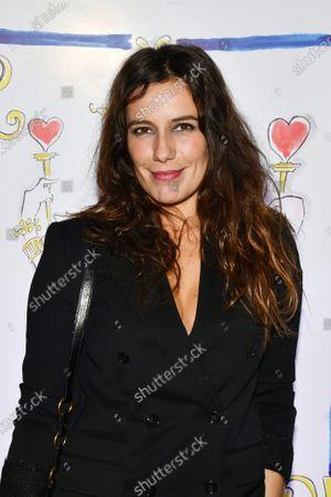 Stock Photo of Zoe Felix