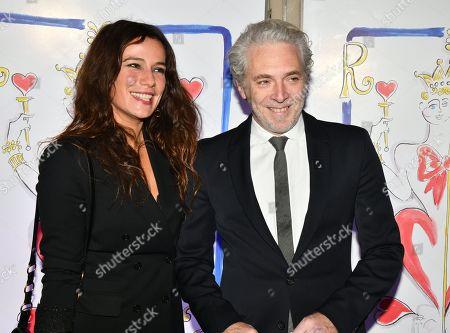 Zoe Felix and Nicolas Mercier