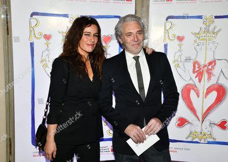 Editorial picture of Soiree Du Coeur Concert hosted By Mecenat Chirurgie Cardiaque, Paris, France - 27 Jan 2020