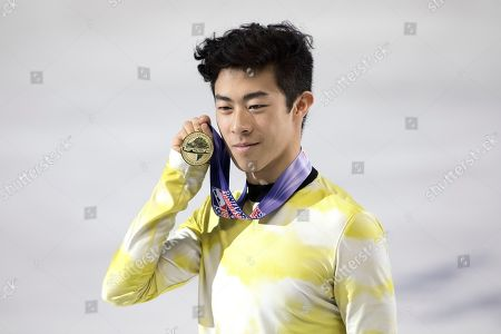 Nathan Chen wins his fourth U.S. title on the final night of competition at the 2020 Toyota U.S. Figure Skating Championships, in Greensboro, N.C. The two-time World champion became the first man to win four straight U.S. titles since Brian Boitano (1985-88