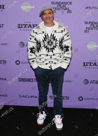 Editorial picture of 'We Are Freestyle Love Supreme' film premiere, Arrivals, Sundance Film Festival, Park City, USA - 28 Jan 2020