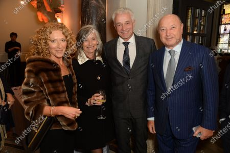 Editorial photo of BFAMI Gala and Art Auction, London, UK - 28 Jan 2020