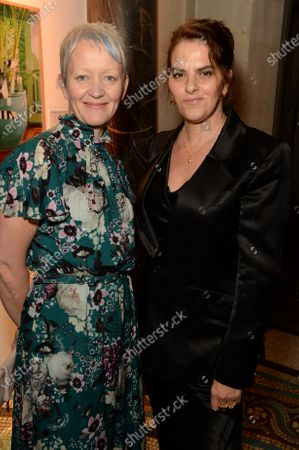 Maria Balshaw and Tracey Emin
