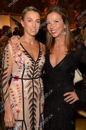 Assia Webster and Heather Kerzner