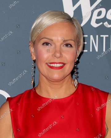 Editorial photo of 22nd Costume Designers Guild Awards, Arrivals, The Beverly Hilton, Los Angeles, USA - 28 Jan 2020