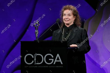 Editorial picture of 22nd Costume Designers Guild Awards, Show, The Beverly Hilton, Los Angeles, USA - 28 Jan 2020