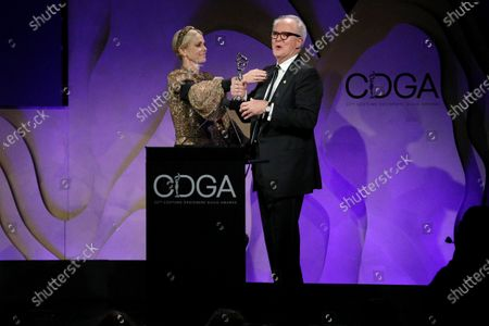 Charlize Theron - Spotlight Award - Presented by John Lithgow