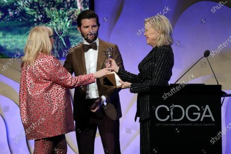 Ellen Mirojnick - Excellence in Sci-Fi/Fantasy Film - 'Maleficent: Mistress of Evil' - Presented by Adam Scott and Catherine O'Hara