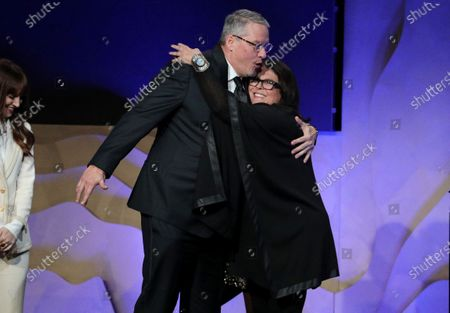 Stock Photo of Adam McKay - Distinguished Collaborator Award - Presented by Susan Matheson