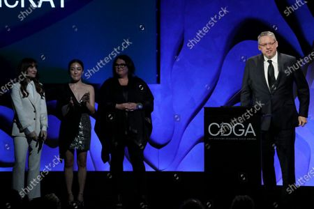 Adam McKay - Distinguished Collaborator Award - Presented by Lorene Scafaria, Constance Wu and Susan Matheson