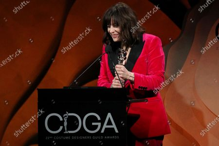 Editorial image of 22nd Costume Designers Guild Awards, Show, The Beverly Hilton, Los Angeles, USA - 28 Jan 2020