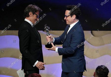 Michael Kaplan - Career Achievement Award - Presented by J.J. Abrams