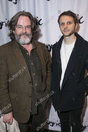 Gregory Doran and Mark Quartley
