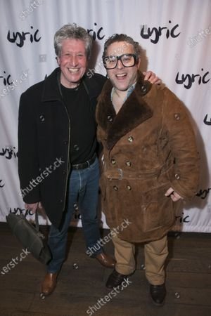 David Cardy and Andy Nyman