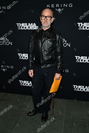 Stock Photo of Michael Stipe