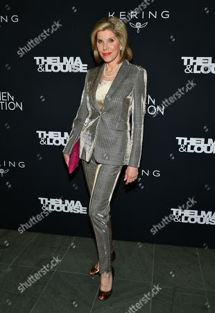 Editorial picture of 'Thelma and Louise' Women in Motion screening event, Arrivals, The Museum of Modern Art, New York, USA - 28 Jan 2020