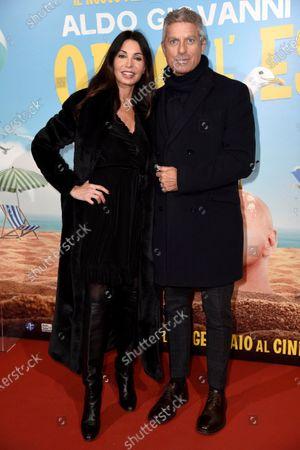 Sara Testa and Giorgio Restelli