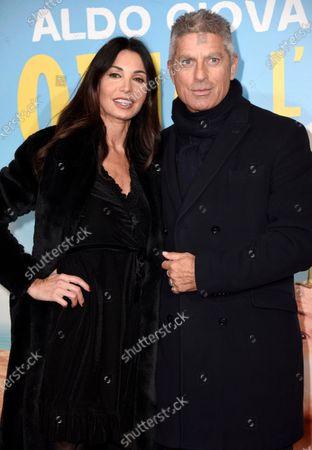 Stock Picture of Sara Testa and Giorgio Restelli