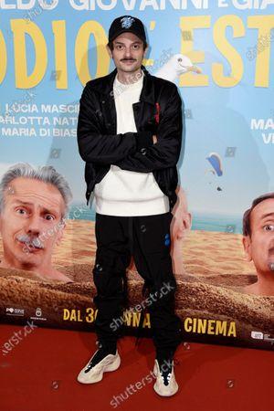 Stock Picture of Fabio Rovazzi