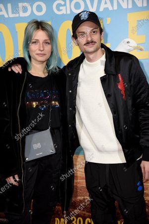 Karen Kokeshi and Fabio Rovazzi