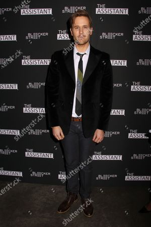 Editorial image of 'The Assistant' film screening, Arrivals, Metrograph, New York, USA - 28 Jan 2020