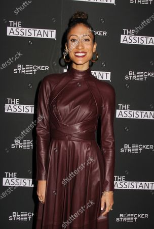 Stock Picture of Elaine Welteroth
