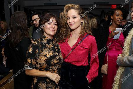 Stock Photo of Jamie Neumann, Margarita Levieva