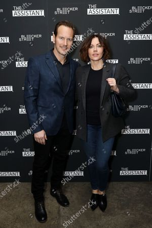Editorial photo of New York Special Screening of 'The Assistant', USA - 28 Jan 2020