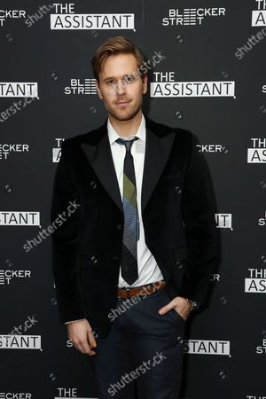 Editorial picture of New York Special Screening of 'The Assistant', USA - 28 Jan 2020