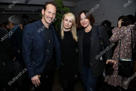 Patrick Wilson, Kitty Green, Dagmara Dominczyk
