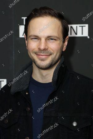 Stock Image of Jonny Orsini