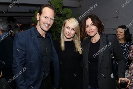 Stock Photo of Patrick Wilson, Kitty Green, Dagmara Dominczyk
