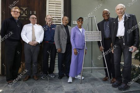 Editorial photo of 35th Anniversary of 'We Are The World' song, Henson Recording Studios, Los Angeles, USA - 28 Jan 2020