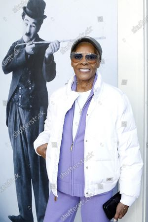 Stock Image of Dionne Warwick