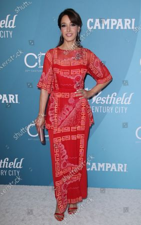Editorial image of 22nd Costume Designers Guild Awards, Arrivals, The Beverly Hilton, Los Angeles, USA - 28 Jan 2020