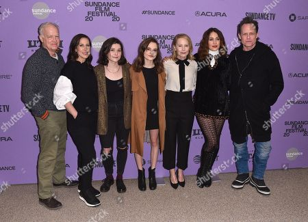 Reed Birney, Miriam Shor, Molly Brown, Oona Laurence, Liz Garbus, Amy Ryan, Lola Kirke and Dean Winters