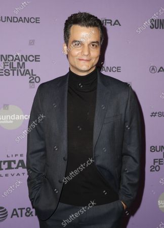 Wagner Moura arrives for the premiere of 'Sergio' at the 2020 Sundance Film Festival in Park City, Utah, USA, 28 January 2020. The festival runs from the 22 January to 02 February 2020.