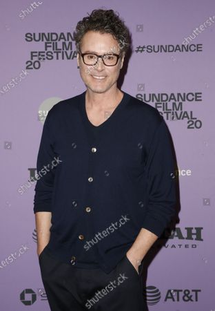 Stock Picture of Craig Borten arrives for the premiere of 'Sergio' at the 2020 Sundance Film Festival in Park City, Utah, USA, 28 January 2020. The festival runs from the 22 January to 02 February 2020.
